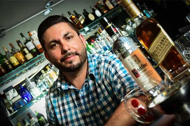 Bartender tico representará al país en México