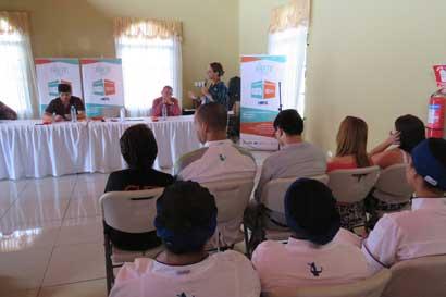 60 guacastecos iniciaron capacitaciones gracias a Reto Empleate Chorotega