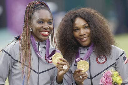 Las Williams van por oro a Río
