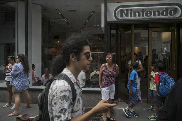 Nintendo enfrentaría más presión tras caída histórica en bolsa