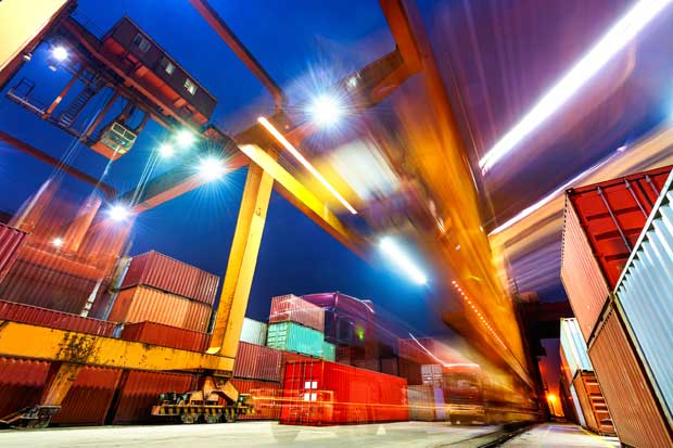 Exportaciones de bienes crecieron 7%; servicios aumentaron 14%