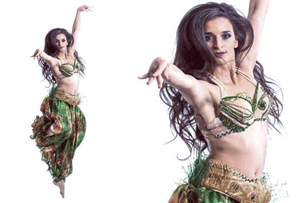 Espectáculo reúne danza del vientre, música y teatro