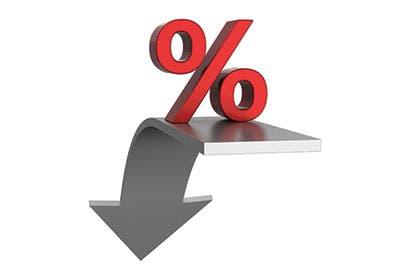 Menor presión a tasas por manejo de la deuda