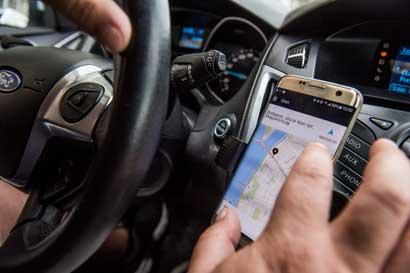 Uber comienza a mapear calles en México