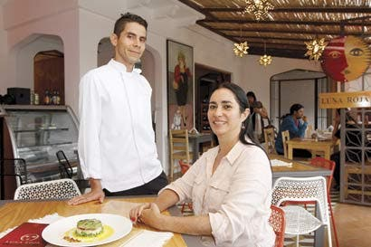 Luna Roja cautiva el paladar con su cocina costarricense moderna