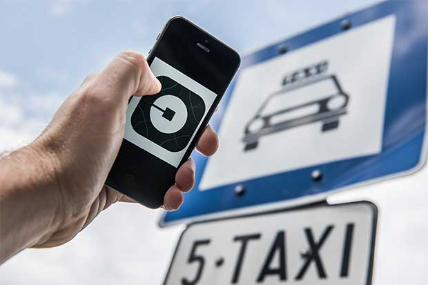 Uber comienza a cartografíar rutas en México