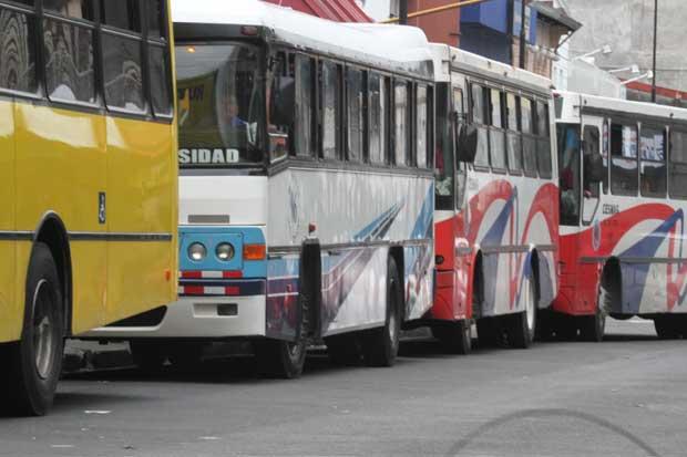 Cinco rutas de autobuses del este de San José tendrán cambios este lunes