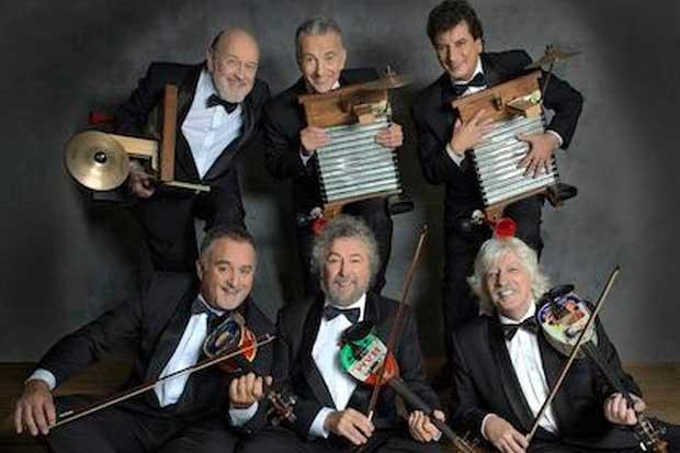 Les Luthiers se presentarán el 17 y 18 setiembre en el país