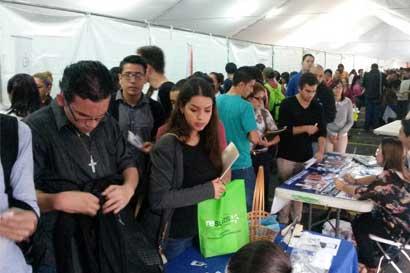 Feria de empleo de U Hispanoamericana ofrecerá 1.600 puestos