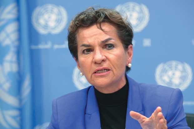 """Christiana Figueres responde al PLN: """"El Gobierno está apoyando mi candidatura"""""""
