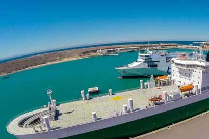 Ferry que comunicaría a El Salvador con Costa Rica se postergará indefinidamente