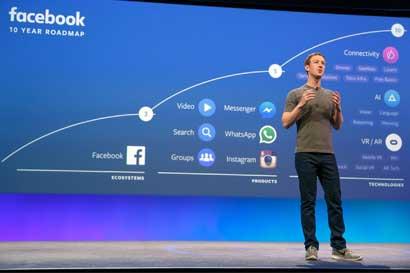 Mudanza de Facebook a Irlanda podría costarle $5 mil millones