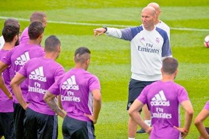 Zidane tiene decisiones que tomar