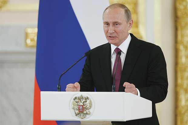 En el reality show de Putin, Trump y Erdogan trabajan por él