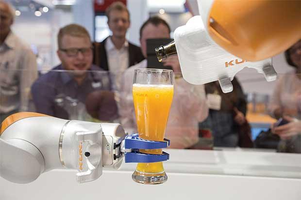 Los robots ayudan a que la gente compre más
