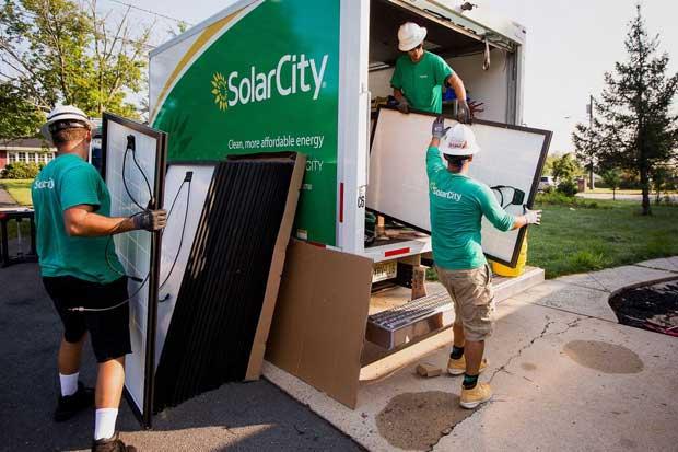 Tesla acordó comprar SolarCity por $2,6 mil millones