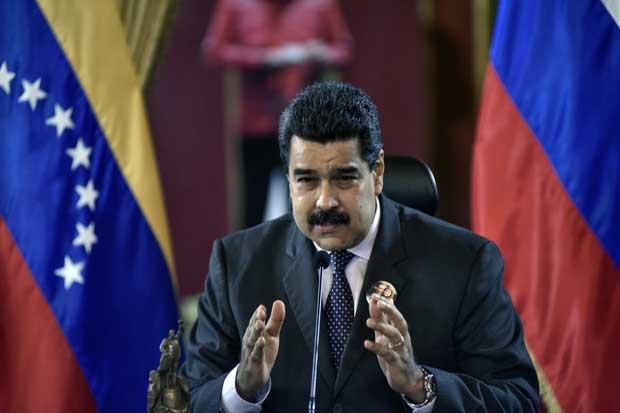 Maduro coloca en su gabinete a militar acusado por narco