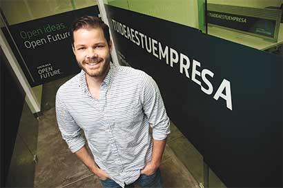 Telefónica busca emprendedores para Open Future