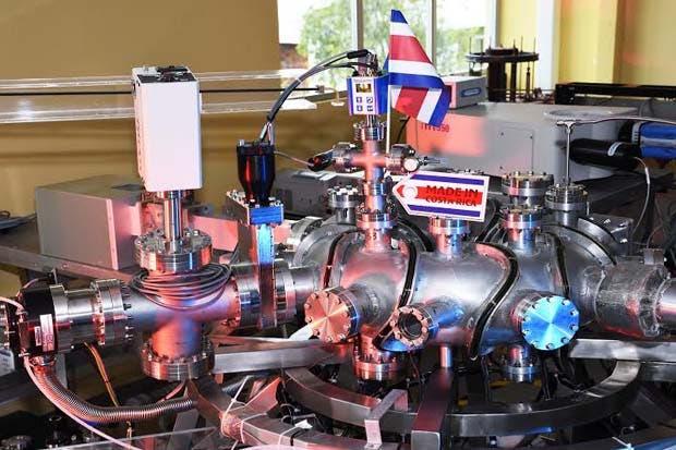 Costa Rica sexto país en construir dispositivo que produce plasma