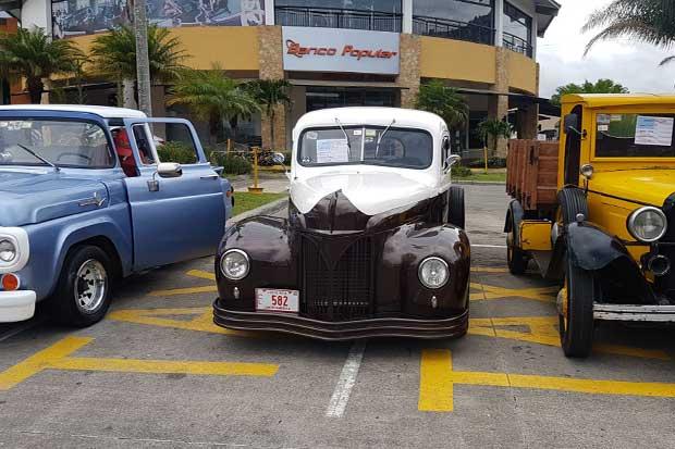 Autos clásicos se exhibirán en Terramall