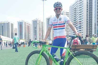 Amador inicia el camino tico en Río