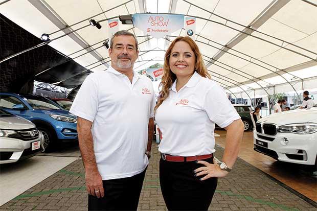 Más de 23 agencias están presentes en el Auto Show
