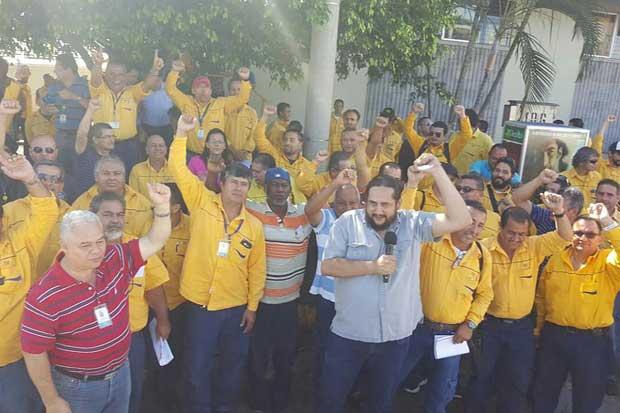 14 mil trabajadores del ICE marcharán hasta Casa Presidencial el 8 de agosto