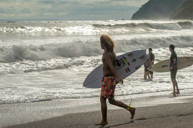 Oleaje de zika no afectará el Mundial de Surf