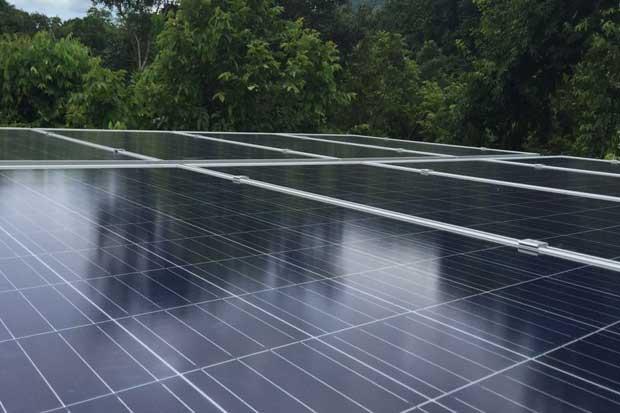 50 familias nicoyanas recibirán agua por medio de paneles solares