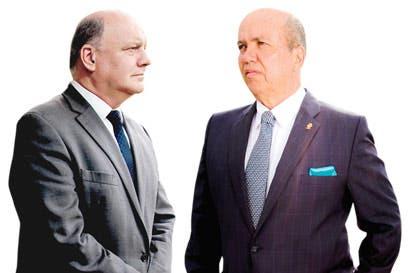 Piza y Ortiz se pelean respaldo de dirigencia del PUSC