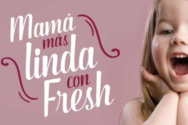 Fresh Market lanza campaña para el Día de la Madre