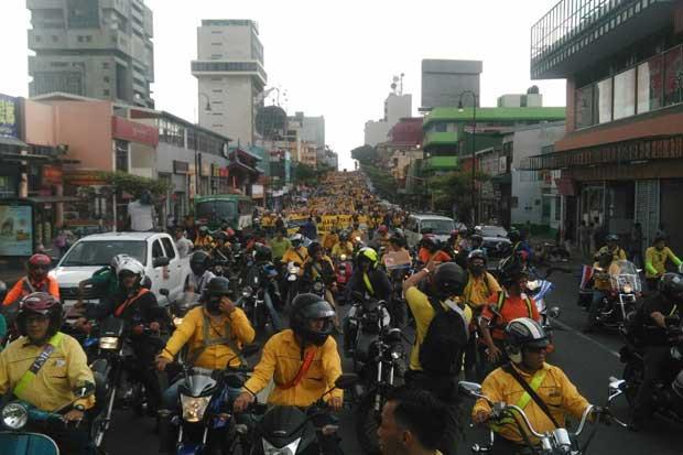 Solo 8% de las agencias participaron en manifestación, según el ICE