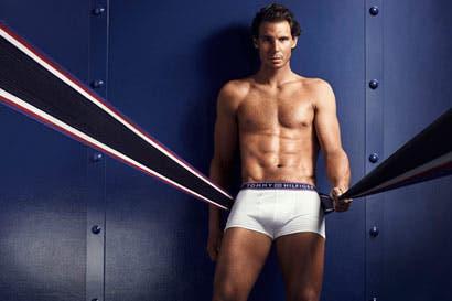 Rafael Nadal protagoniza campaña de Tommy Hilfiger