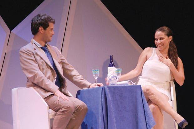 Las relaciones de pareja toman las tablas de Teatro Espressivo