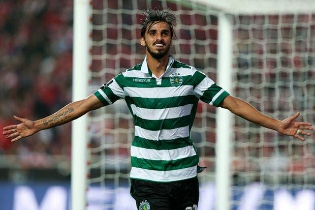 Bryan Ruiz y el reto de ser campeón en Portugal