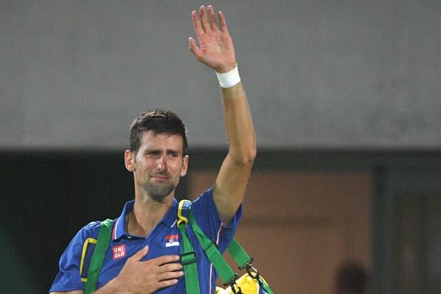 Pesadilla de Djokovic en Río