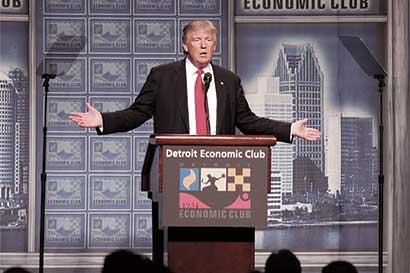 Plan fiscal de Trump, bueno para ricos y dudoso para el resto