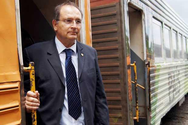 Christian Vargas es el nuevo presidente Ejecutivo del Incofer