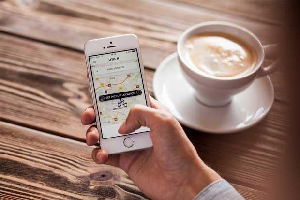 Uber introduce pagos a través de PayPal