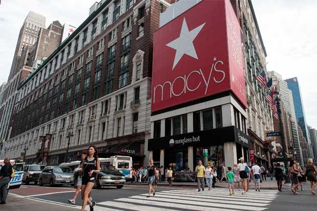 Macy's cerrará 100 de sus tiendas tras competencia de ventas en línea