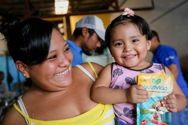 Campaña de Florida Bebidas donará comida a familias necesitadas