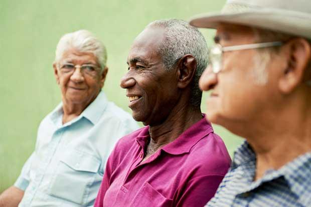 Caja abrió nuevo servicio de geriatría en Goicoechea