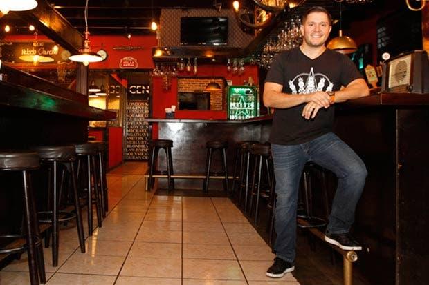 Central Pub: Un estilo relajado para las noches