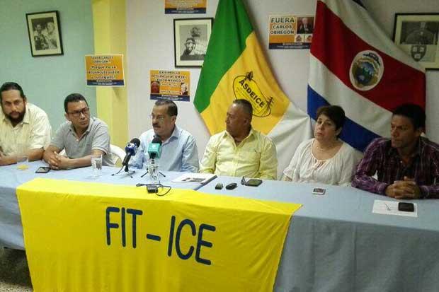 Sindicatos definirán día de huelga nacional el próximo martes