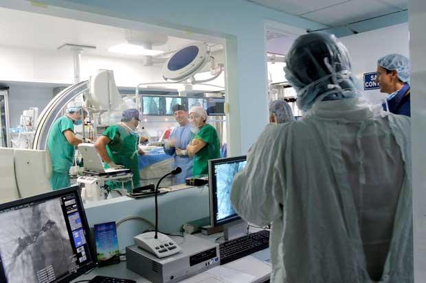 Mending Kids financiaría ampliación de unidad de Cardiología del Hospital de Niños