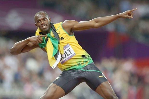 Bolt corre hacia su despedida dorada