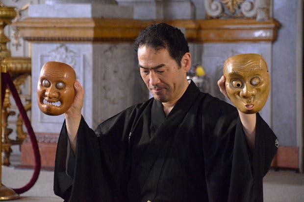 Teatro cómico japonés llega por primera vez a Costa Rica