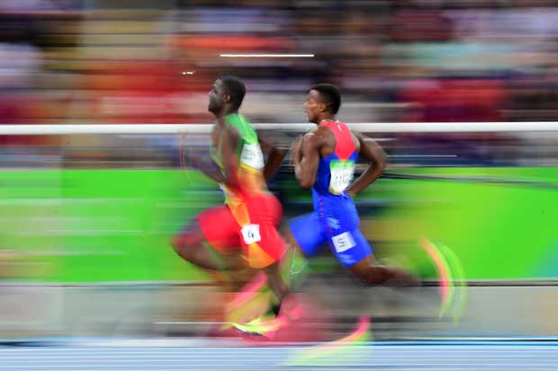 Nery no enfrentará a Bolt en semifinales