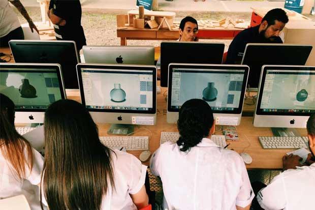 Veritas imparte talleres gratuitos sobre diseño en Feria del Mueble Sarchí