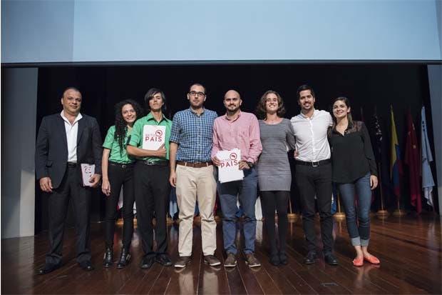 Reto País ya eligió a sus cinco proyectos ganadores